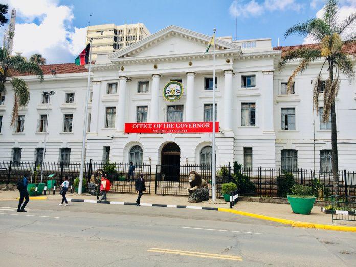 city hall nairobi county