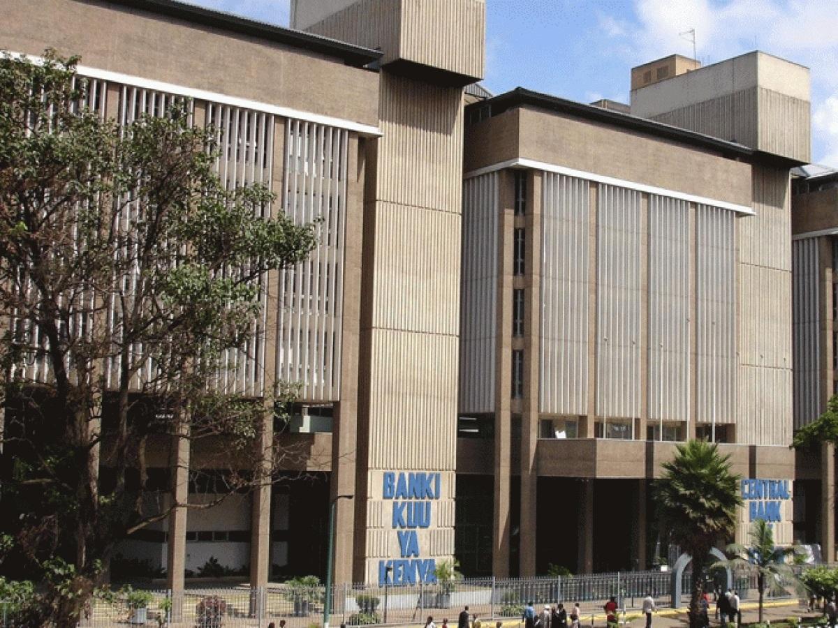 central bank of kenya cbk