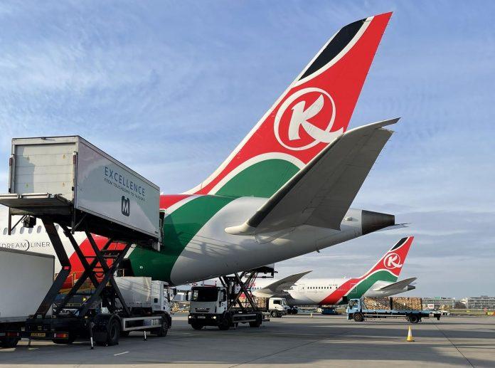 kq, kenya airways, national aviation management bill