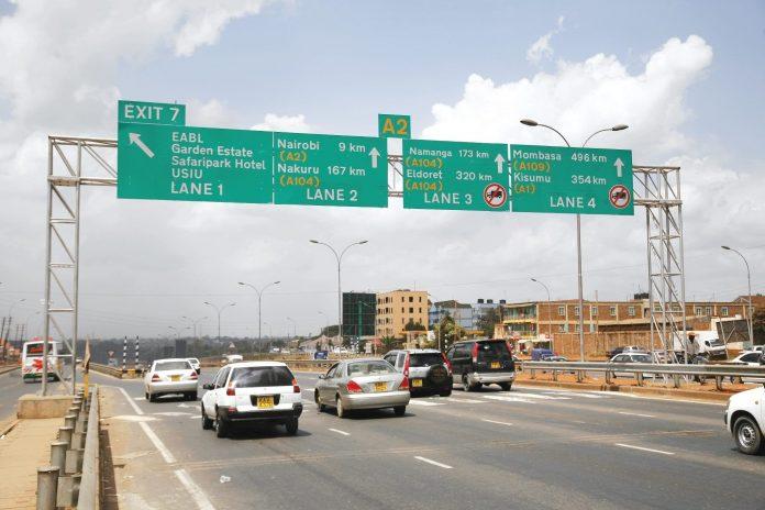thika road super highway